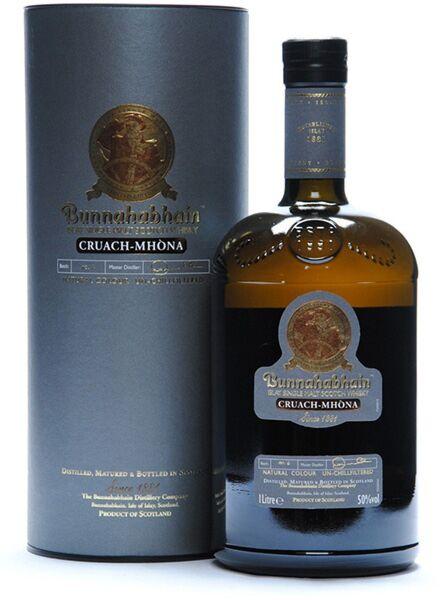 1347db9f79 Bunnahabhain Cruach Mhona 50% Islay Single Malt Whisky 1l - Buy ...