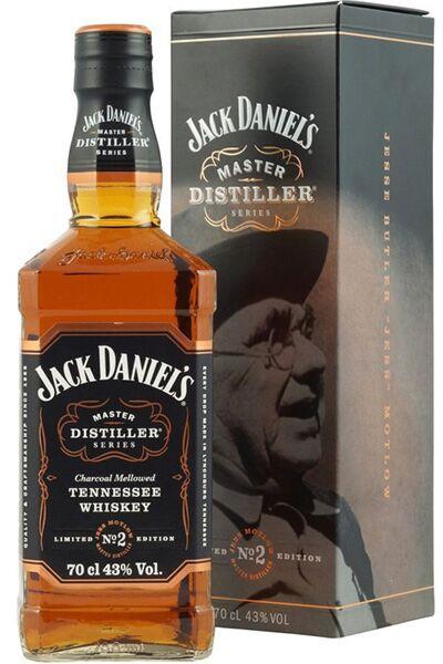 Jack Daniels No 2 Master Distiller Whiskey 0 7 L Buy Spirits Online Eu Wide Delivery
