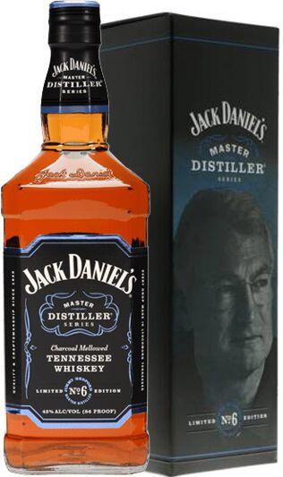 Jack Daniels No. 6 Master Distiller Whiskey 1l - Berevita Buy ...