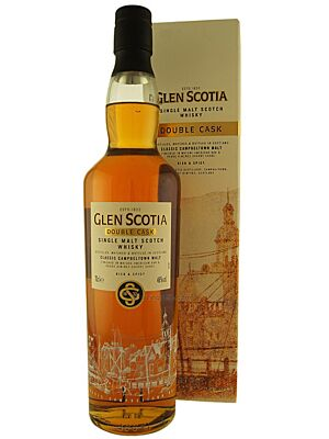 Glen Scotia Double Cask Campbeltown 46% 0.7 l