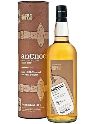 AnCnoc Peter Arkle Limited Edition 1 l