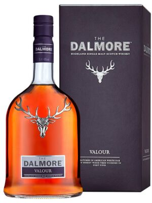 Dalmore Valour Highland Single Malt Whisky 1 l