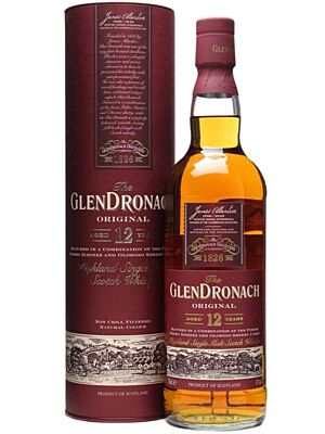 Glendronach 12 Years Single Highland Malt 0,7 l
