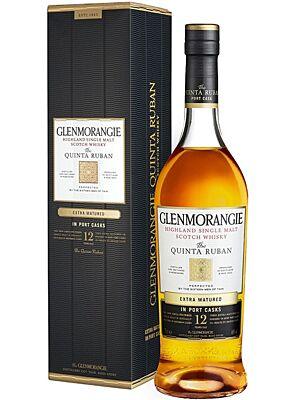 Glenmorangie Quinta Ruban Highland Single Malt 1 l