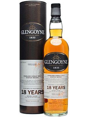 Glengoyne 18 Years Highland Single Malt Whisky 1 l