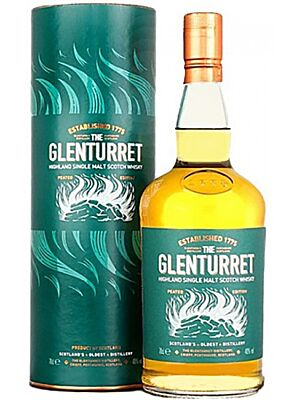 Glenturret Peated single malt Whisky 40.0% 0.7 l
