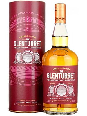 Glenturret Sherry Single Malt Whisky 40% 0.7 l