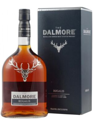 Dalmore regalis Highland single malt Whisky 40% 1 l
