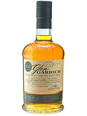 Glen Garioch 12 year old single malt Whisky 48.0% 1.0 l