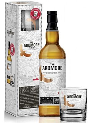 Ardmore Legacy Highland Single Malt 0.7 Litre 40%