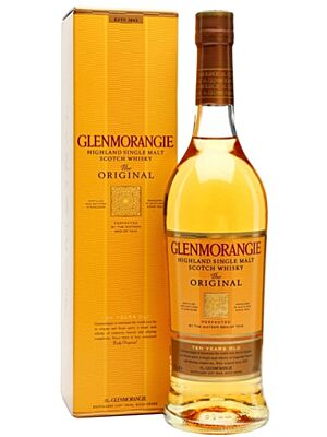 Glenmorangie 10 Years - The Original Single Malt Whisky 1 Liter 40%