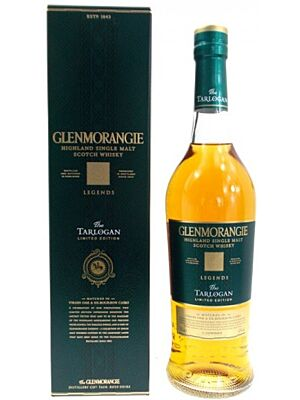 Glenmorangie Tarlogan Single Malt Whisky 43.0% 0,7 l