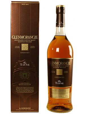 Glenmorangie The Tayne Legends Highland Whisky 43,0 % 1,0 l