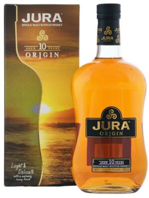 Isle of Jura 10 Years Island Single Malt 1 l