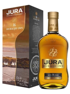 Isle of Jura Diurachs' Own 16 Years 1 l