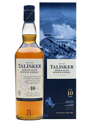 Talisker 10 Years Isle of Skye Single Malt 1 l