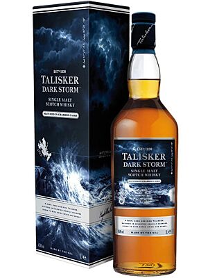Talisker Dark Storm Single Malt Scotch Whisky 45,8% 1 Liter