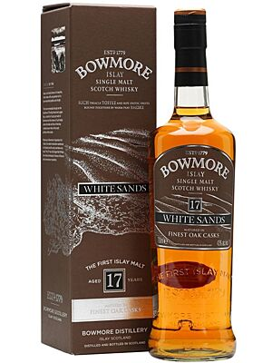Bowmore White Sands 17 Years Islay Single Malt 0,7 l