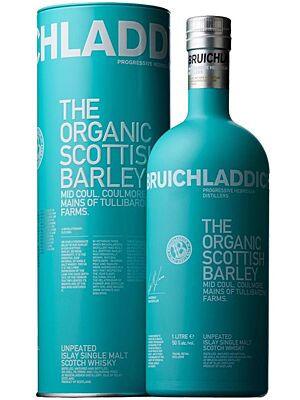Bruichladdich Organic Islay Single Malt 1 l