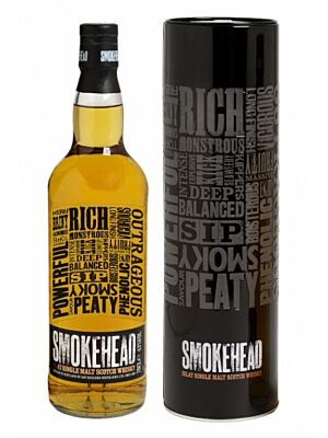 Smokehead Islay Single Malt Whisky 0,7 l