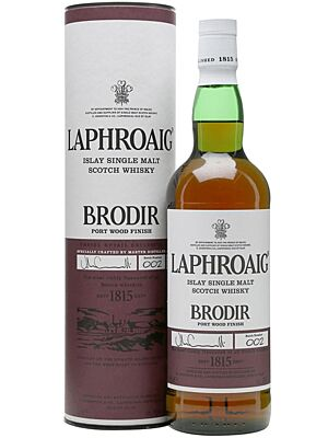 Laphroaig Brodir, Port Wood Finish Batch 002 0,7 l