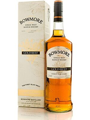 Bowmore Gold Reef Islay Single Malt 1l