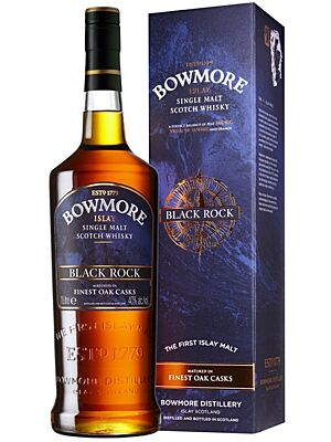Bowmore Black Rock Islay Single Malt 1l