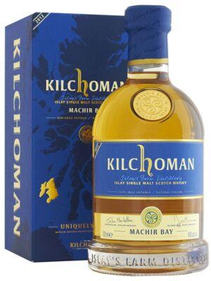 Kilchoman Machir Bay 2015 46% 0.7 l