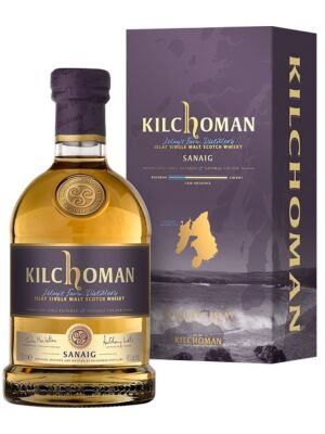 Kilchoman Sanaig Islay Single Malt Whisky 46,0 % 0,7 l
