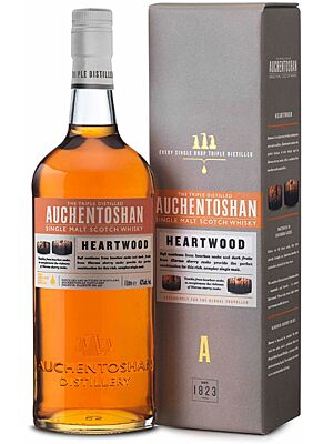 Auchentoshan Heartwood Single Malt Whisky 1 l
