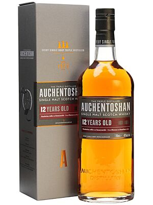 Auchentoshan 12 Years Single Malt Whisky 0,7 l