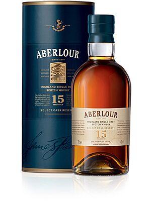 Aberlour 15 Jahre Select Cask Reserve 0,7 l