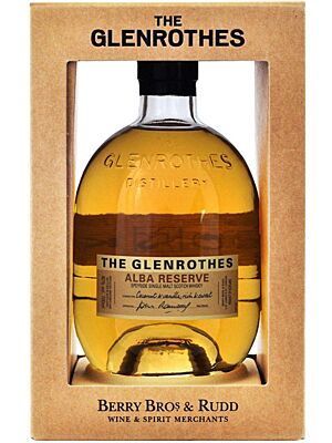 Glenrothes Alba Reserve Speyside Single Malt 0,7 l