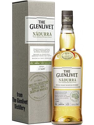Glenlivet Single Malt Whisky Nadurra First Fill 63,1% Cask Strength 0,7 l
