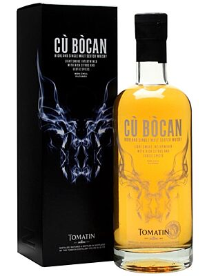 Tomatin Cu Bocan Highland Single Malt 46% 0,7 l