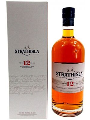 Strathisla 12 Years Single Malt Scotch Whisky 1 Litre 40%