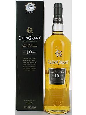 Glen Grant 10 Years Speyside Whisky 40,0% 1,0 l