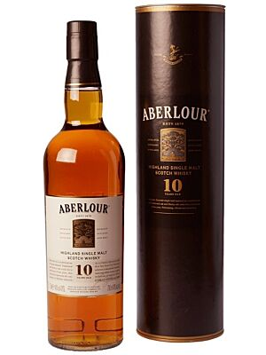 Aberlour 10 Years Single Malt Whisky 40,0 % 1 l