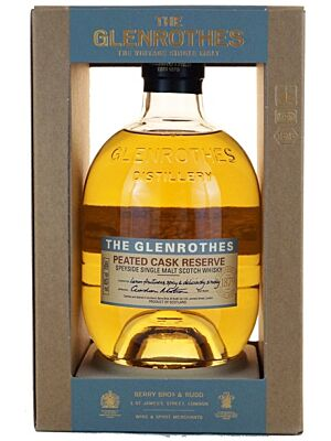 Glenrothes Peated Cask Reserve Single Malt Whisky 40,0 % 0,7 l