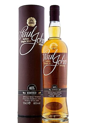 Paul John Edited Indischer Single Malt 46% 0,7 l