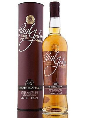 Paul John Brilliance Indischer Single Malt 46% 0,7 l