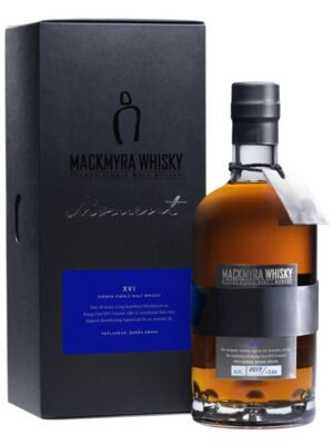 Mackmyra Moment XVI Single Malt Whisky 48,0 % 0,7 l