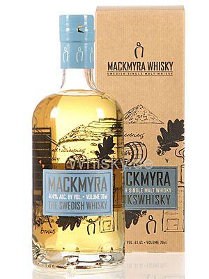 Mackmyra Bruks Whisky 0,7 l