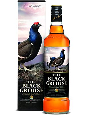 Famous Grouse - The Black Grouse Whisky 1 l