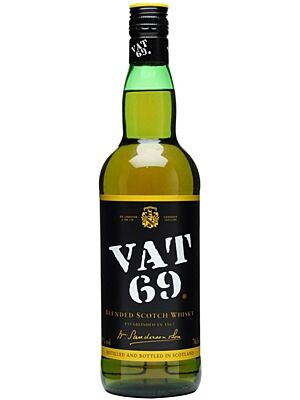 VAT 69 Blended Scotch Whisky 1 l