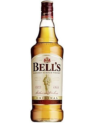 Bells Blended Scotch Whisky 1 l