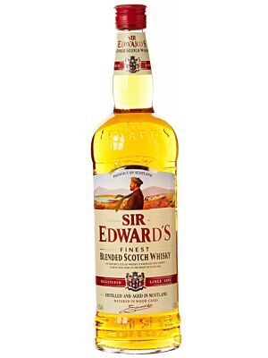 Sir Edwards Scotch Whisky 40% 1,0 l