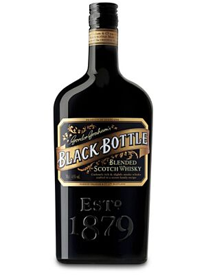 Gordon Graham's Black Bottle 40% 1 l