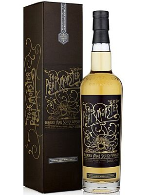 The Peat Monster Compass Box Blended Whisky 46,0 % 0,7 l
