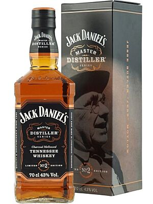 Jack Daniels No. 2 Master Distiller Whiskey 0,7 l
